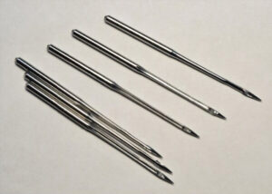 Types of Sewing Needles and Their Uses