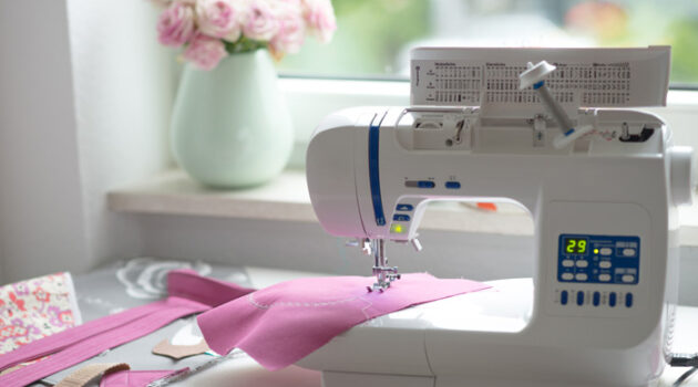 Parts of Sewing Machine and Their Functions