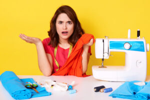 How to Unfreeze a Sewing Machine