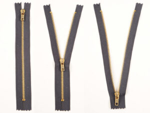 Parts of Zippers with Their Functions